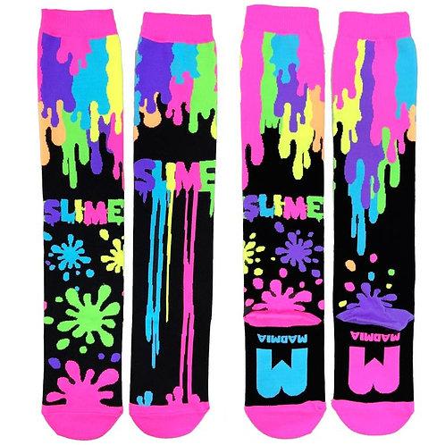Mad Mia Slime Socks