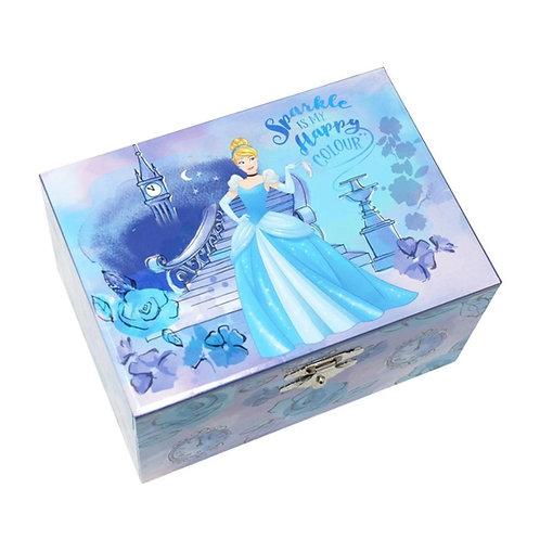 Pink Poppy Disney Cinderella Musical Jewellery Box