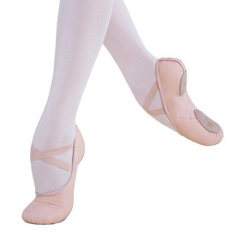 Energetiks Revelation Mesh Split Sole Ballet Shoe - Adult