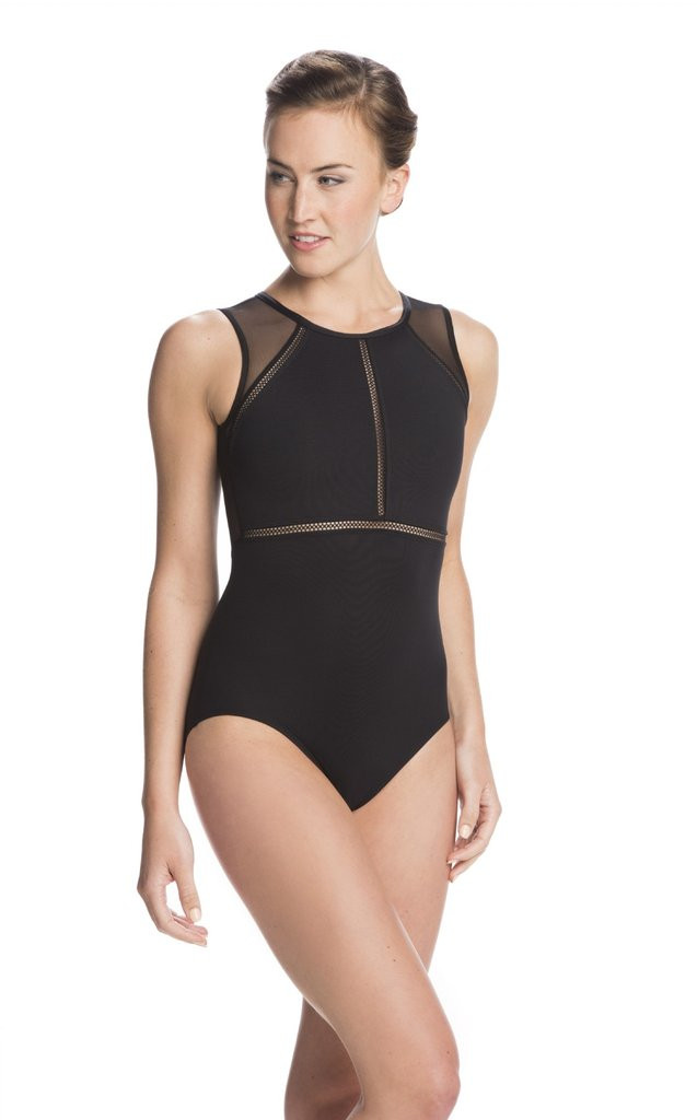 Coco with Mesh Leotard with Zoe Trim