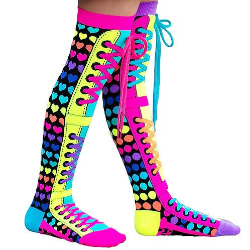 Mad Mia Disco Socks