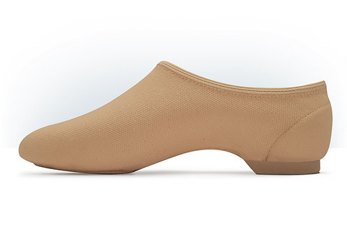 MDM Curve Stretch Canvas Split Sole Jazz Shoe - Adult