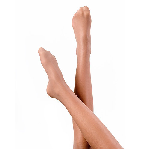 Fiesta Gloss Footed Stockings