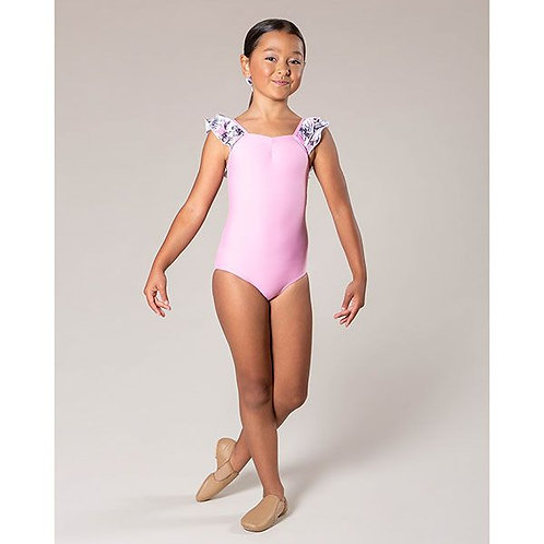 Energetiks Ruby Leotard (Rose Pink)