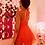 Thumbnail: Eleve Flare Skirt Poppy Lace