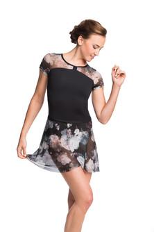 AW1006CF Natasha with AW501CF Wrap Skirt in Ice Flower 2.jpg