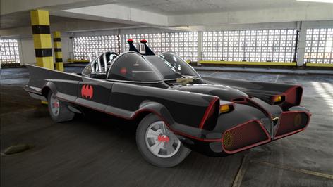 1976 Batmobile