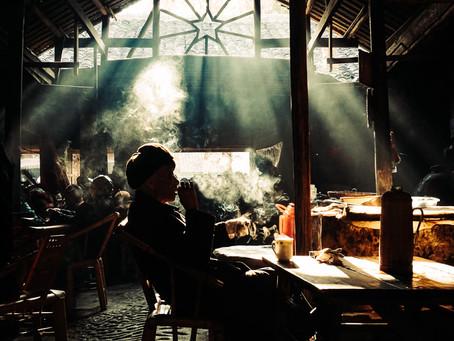 Authentic Tea Houses Of Chengdu
