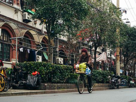 Shanghai: The Old Jewish Ghetto