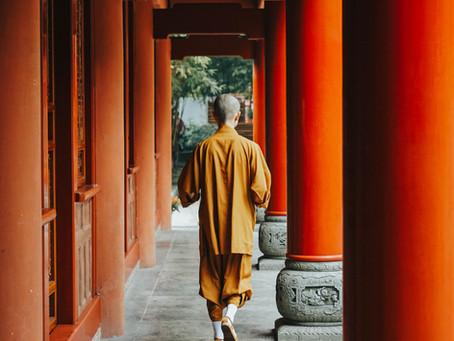 The Devoted Buddhist