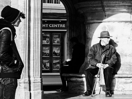 Street Photography and The Decisive Moment