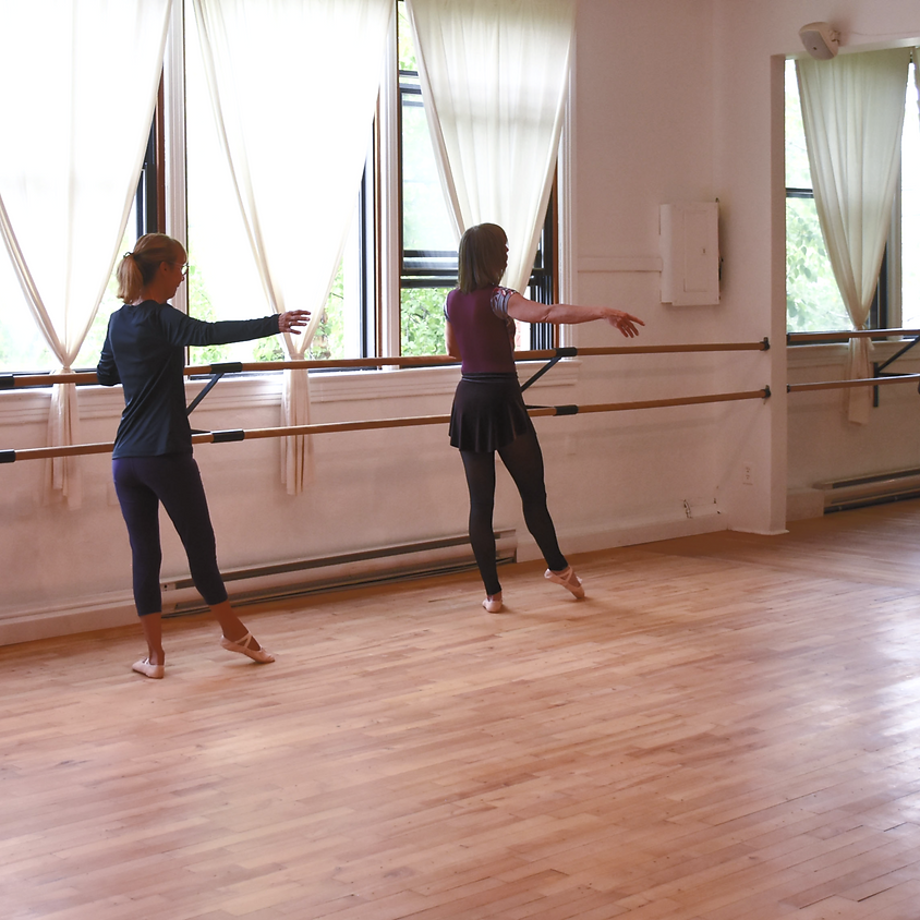 BALLET POUR ADULTES / ADULT BALLET CLASS