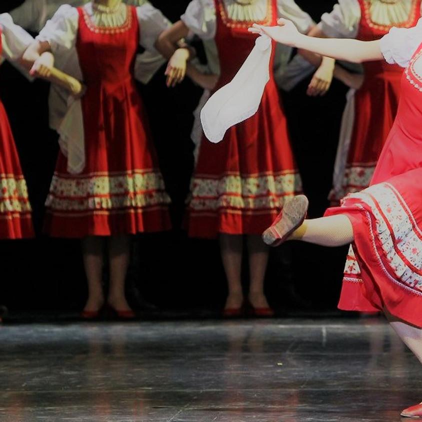 Atelier de Danse de caractère russe
