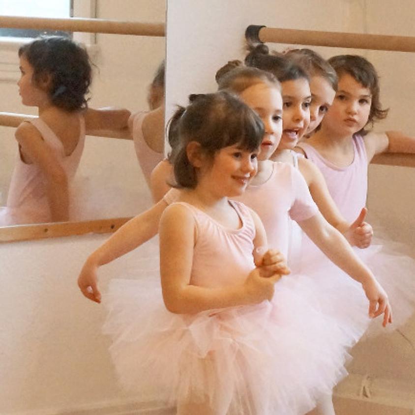 Camp de danse d'été - 5 à 7 ans