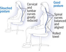 The Importance of Good Posture!
