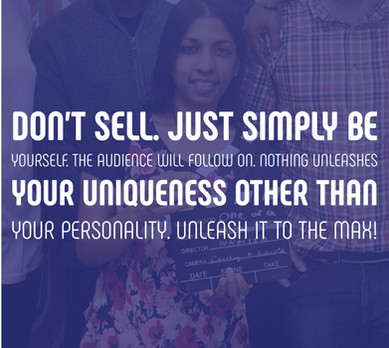 PERSONALITY Sells!