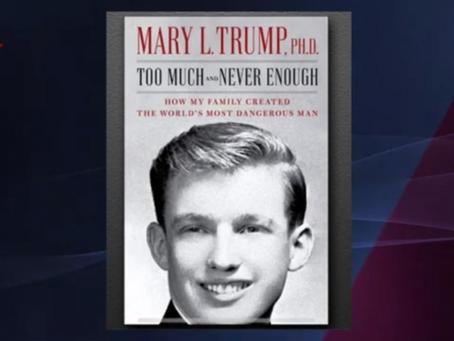 El libro de Mary Tump y los fanáticos de Donald Trump