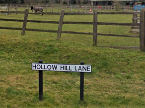 Planned closure of Hollow Hill Lane