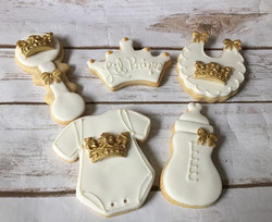 White Gold Prince Cookies #buzzfeedfood