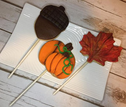 New Fall Cookie Designs- more coming soo