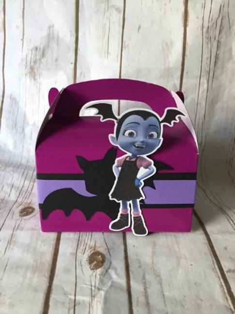 Vampirina Favor Party Boxes