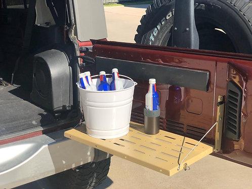 Folding Stowaway Table for Jeep JK/JKU