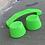 Thumbnail: Footman Loop and Hood Bumpers for Jeep Wrangler JK & TJ