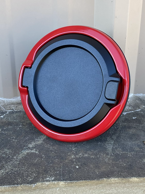 Two-Toned Jeep Wrangler JL Gas Cap