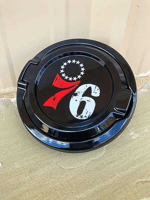 Custom Image Jeep Wrangler JL Gas Cap Cover