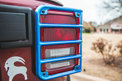 Jeep Wrangler JK Tail Light Covers