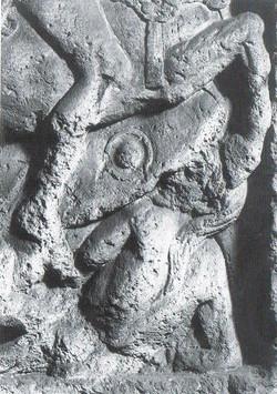Grabstein aus Worms