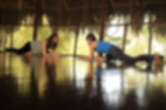 Tambo Ilusion - Morning yoga practice -