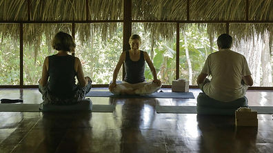 Yoga retreat - Tambo Ilusion - Love of Nourishment
