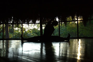 Detox retreat - yoga - Tambo Ilusion