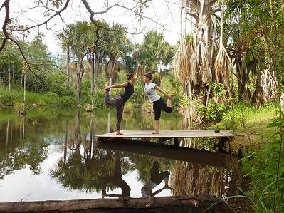 Tambo Ilusion - Laguna - Yoga retreat