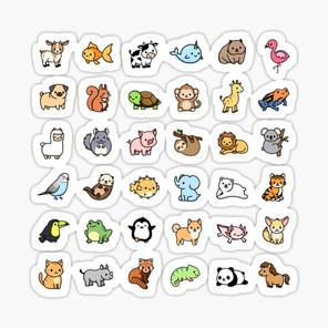Mega Cute Animals #1