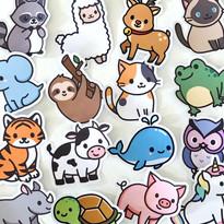 Sticker Assortment