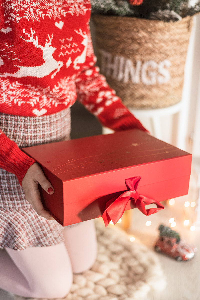 poklon pakiranje - notino i ledaboss