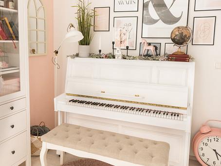 Makeover klavira