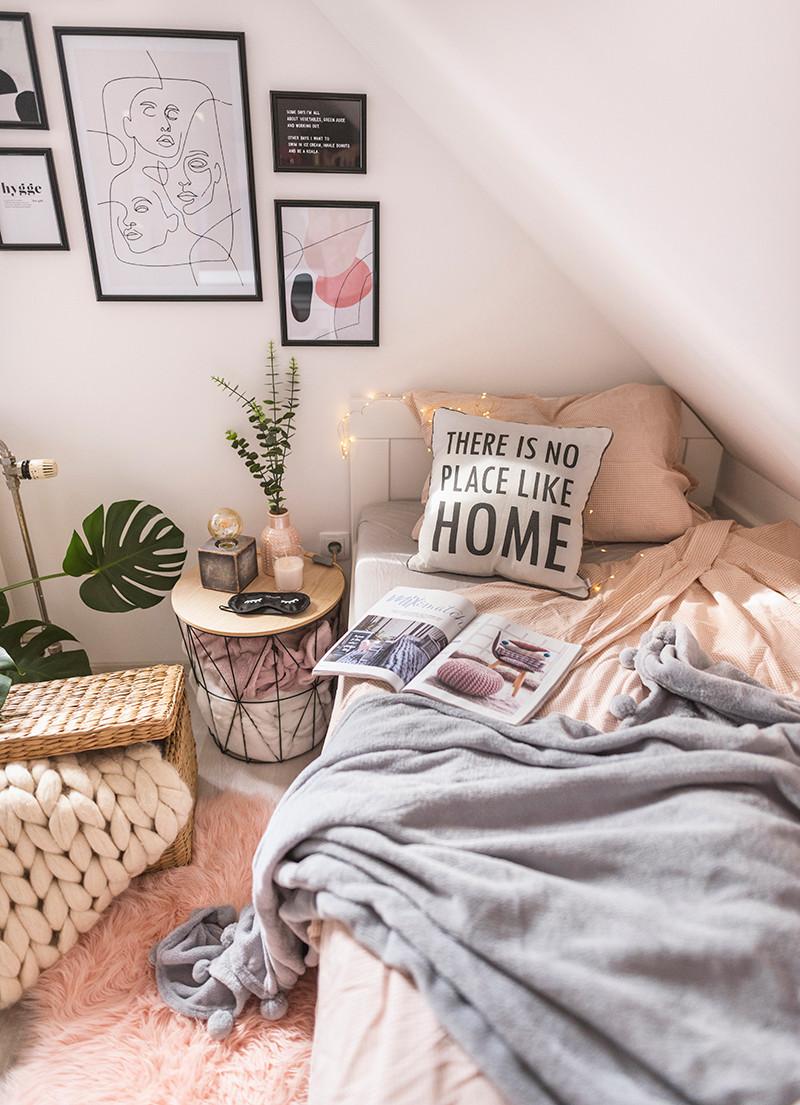 uređenje doma, dekoracija, spavaća soba, soba za goste