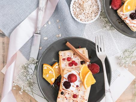 Vafli kao savršen doručak