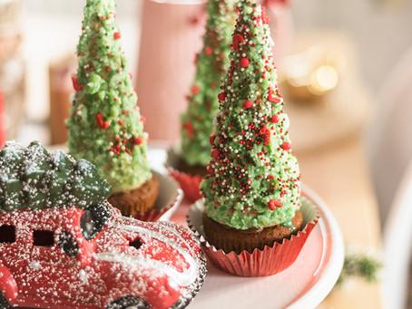 DIY božićni muffini