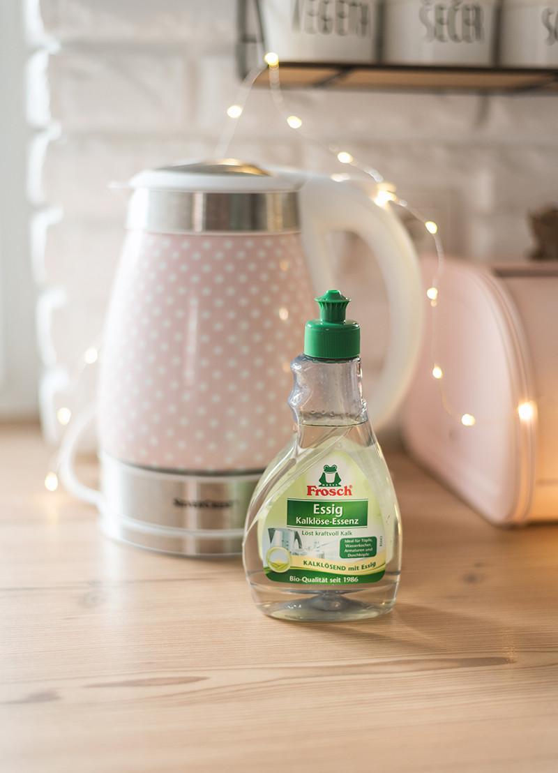Frosch Vinegar Essence Limescale Remover - notino