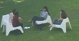 נוער מברנקו וייס בסמינר הקיבוצים