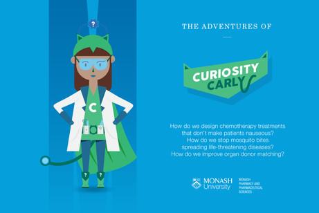 A 'curiosity' about slogans