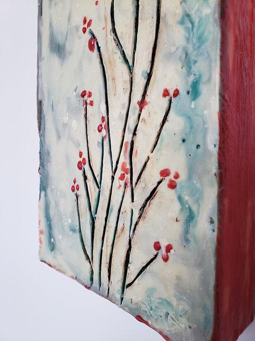 Snow Berries #2 (medium)
