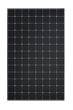 Solární panel SUNPOWER Maxeon3 400Wp MONO černý rám