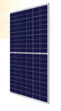 Solární panel Canadian solar 305Wp POLY stříbrný rám