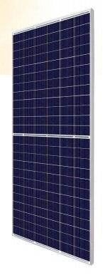 Solární panel Canadian solar 365Wp POLY stříbrný rám