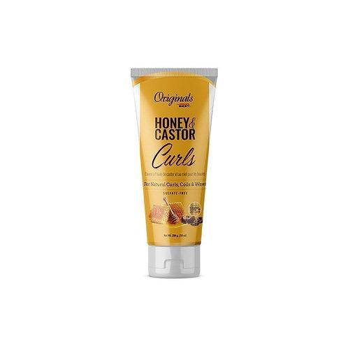 Originals Honey & Castor Curls